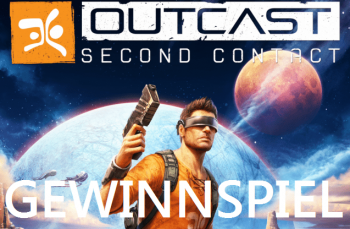 Outcast – Second Contact – Gewinnspiel